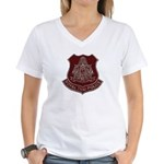 Royal Thai PD Women's V-Neck T-Shirt