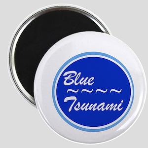 Blue wave, blue tsunami, vote Magnets