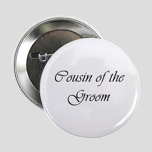 Cousin of the Groom Vivaldi Button