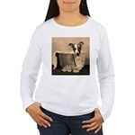 Old Fashioned JRT in Tub Women's Long Sleeve T-Shi