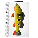 Butterfly Peacock Bass Journal