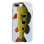 Butterfly Peacock Bass iPhone 8/7 Plus Tough Case