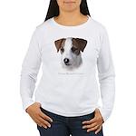 Parson Jack Russell Women's Long Sleeve T-Shirt