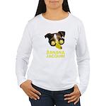 Banana Jacquiri Women's Long Sleeve T-Shirt