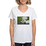 Hark Women's V-Neck T-Shirt