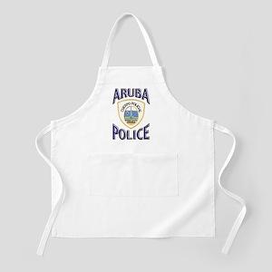 Aruba Police BBQ Apron
