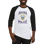 Aruba Police Baseball Jersey