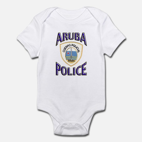 Aruba Police Infant Creeper