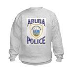 Aruba Police Kids Sweatshirt