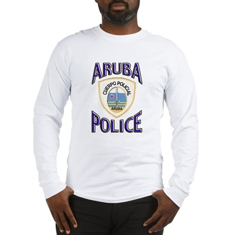 Aruba Police Long Sleeve T-Shirt