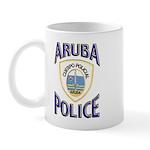 Aruba Police Mug