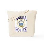 Aruba Police Tote Bag