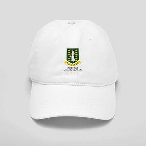 BVI Coat of Arms Cap