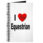 I Love Equestrian Journal