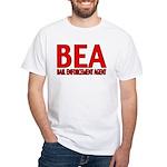 Bounty Hunter White T-Shirt