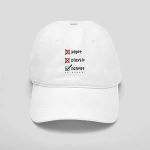 Go Green Canvas Bag Cap