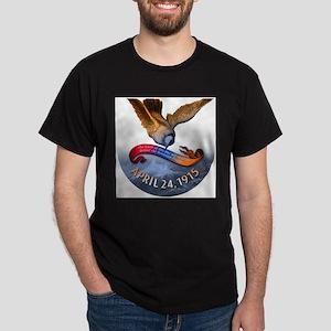 ZA_4.24.1915button4x T-Shirt