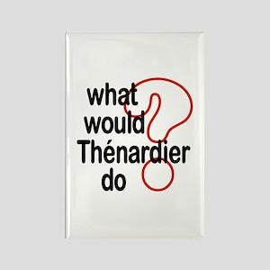 Thénardier Rectangle Magnet