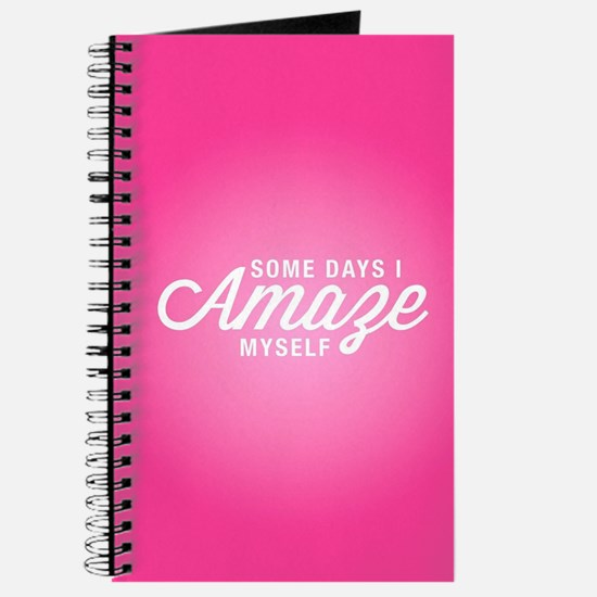 Amaze Myself Journal