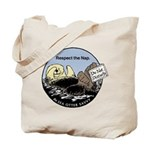 Sea Otter Savvy Tote Bag
