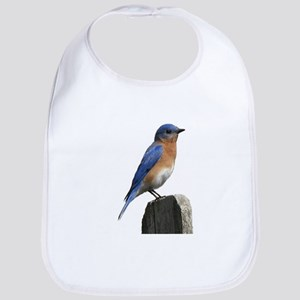 Eastern Bluebird Bib