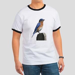 Eastern Bluebird Ringer T