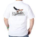 Patriot Dart League Golf Shirt
