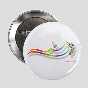 "Parastoo (Rainbow Design) 2.25"" Button"