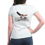 Patriot Dart League Jr. Ringer T-Shirt