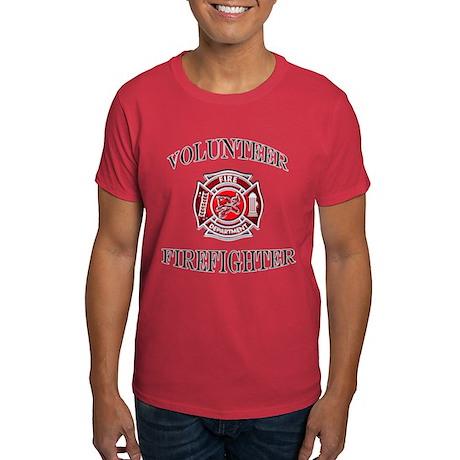 Volunteer Firefighter Dark T-Shirt