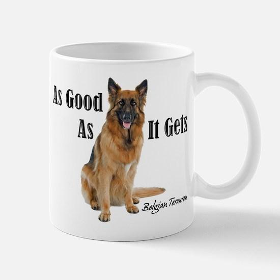 Good Belgian Tervuren Mug