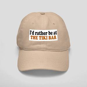 Tiki Bar Cap