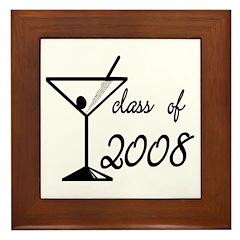 Class Of 2008 Framed Tile