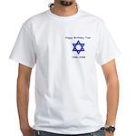 Happy Birthday Tour (White T-Shirt)
