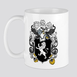 Lewis Family Crest Mug