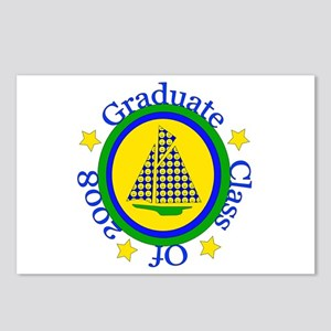 Graduating Sailor Postcards (Package of 8)
