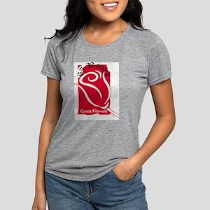 Cystic Fibrosis Women's Dark T-Shirt