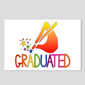 Graduated Postcards (Package of 8)