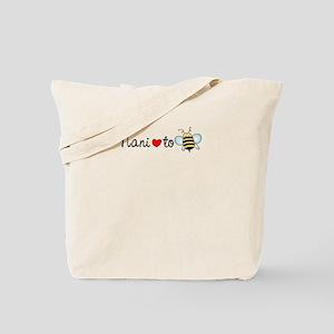 Nani to Be Tote Bag