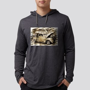 1940 Ford Pick-up Truck Long Sleeve T-Shirt