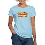 awesome 7 Women's Light T-Shirt