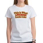 awesome 7 Women's T-Shirt
