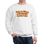 awesome 7 Sweatshirt