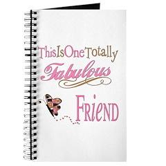 Fabulous Friend Journal