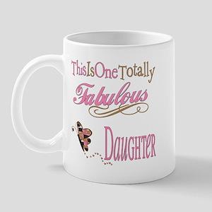 Fabulous Daughter Mug