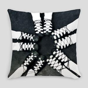 Irish Dance Ghillies Ring Everyday Pillow