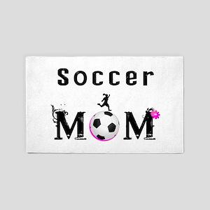 Soccer Mom Area Rug
