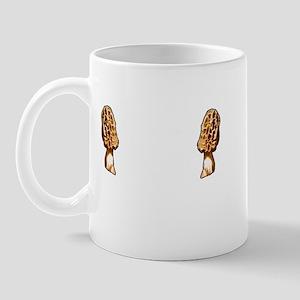spring morel round up Mug