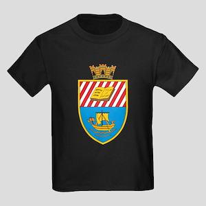 Beirut Coat Of Arms Kids Dark T-Shirt
