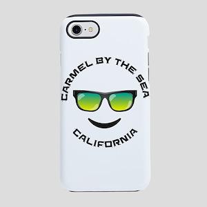 California - Carmel by the S iPhone 8/7 Tough Case